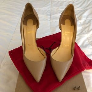 Authentic Louboutin Heels